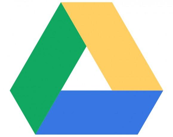 Image of Google Drive Symbol