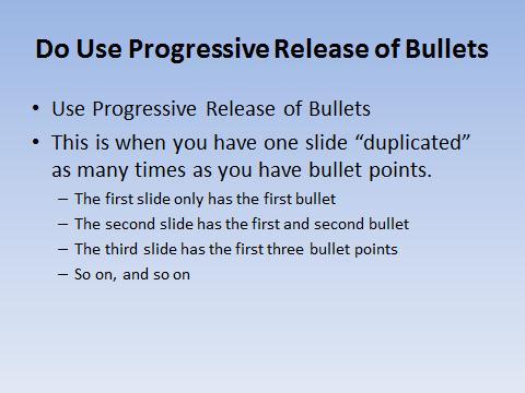 Bullet 3