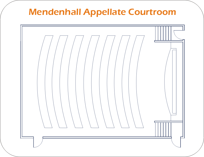 LCS Appellate Courtroom_2014 Seating