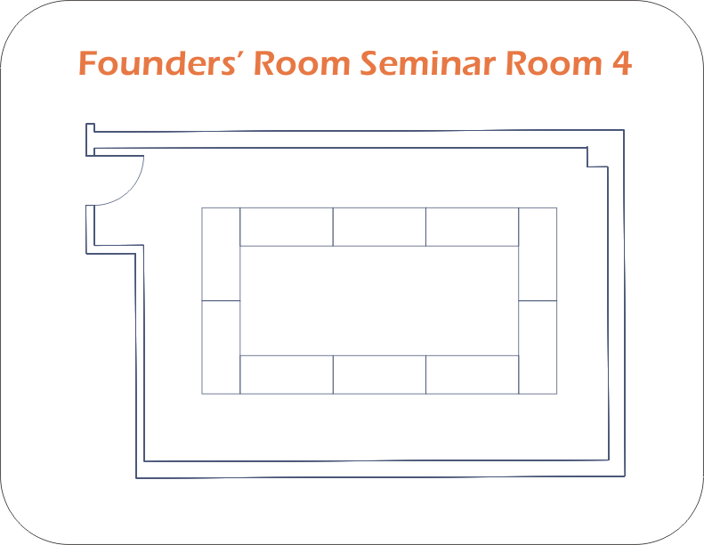 LCS Seminar Room SR4_2014 Seating